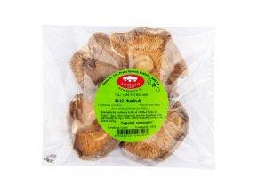 Samyco Houby sušené shiitake 50 g