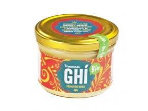 Country Life Přepuštěné máslo GHI 220 ml BIO