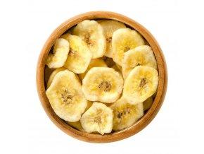 Zdravoslav Banánové chipsy 1000 g