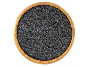Zdravoslav Sezam černý neloupaný 250 g