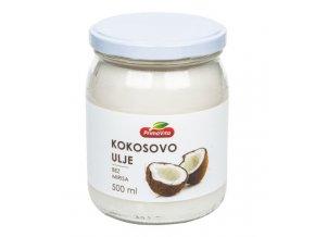 Primavita Olej kokosový dezodorizovaný 500 ml