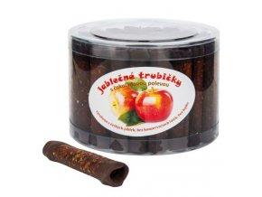 B. PRODUKT Trubičky jablečné s čokoládou dóza 450 g