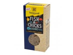 Sonnentor Grilovací koření na ryby a kuře BIO 55 g