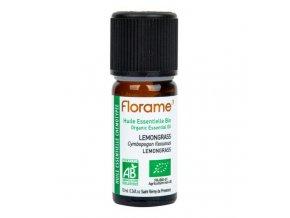 Florame Éterický olej lemongrass 10 ml BIO