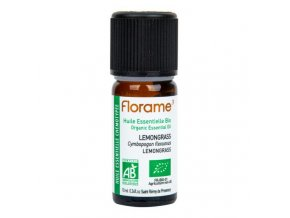 Florame Éterický olej lemongrass BIO 10 ml