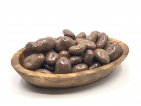 Zdravoslav Rozinky JUMBO v mléčné čokoládě 250 g