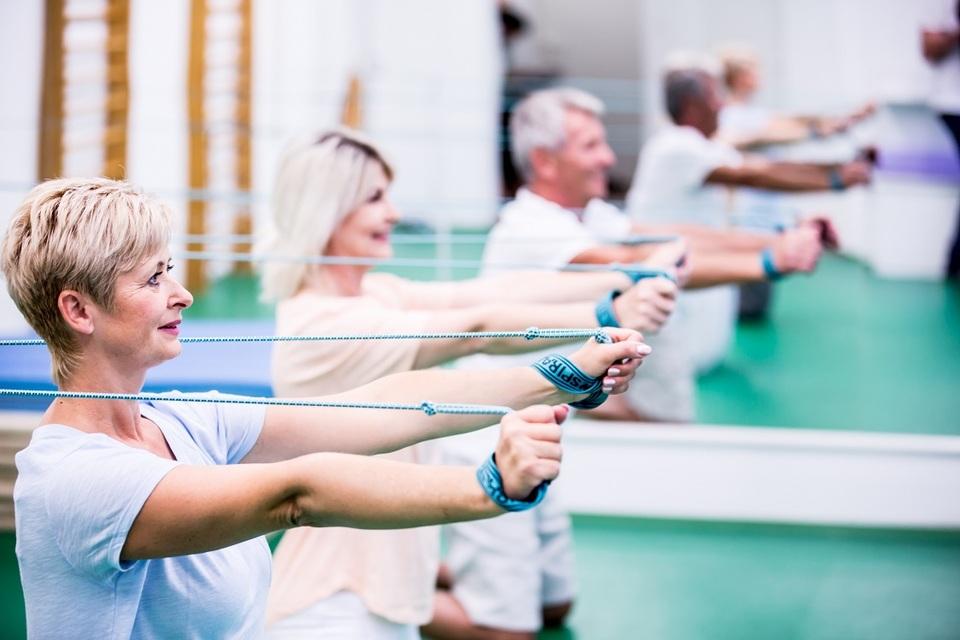 Cvičenie, rady pri cvičení, ukážky a odporúčania
