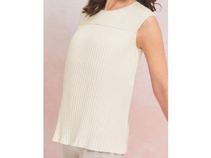 Amoena Plisse Shirt Model