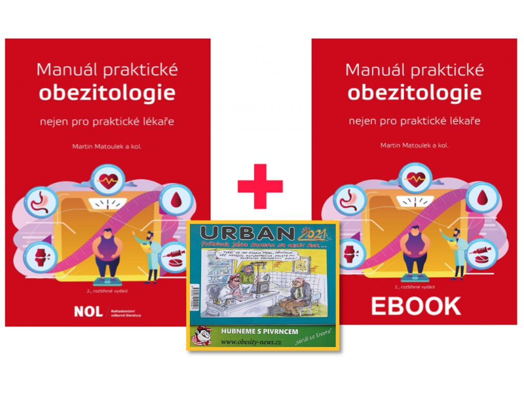 B manual prakticke obezitilogie k EB kal