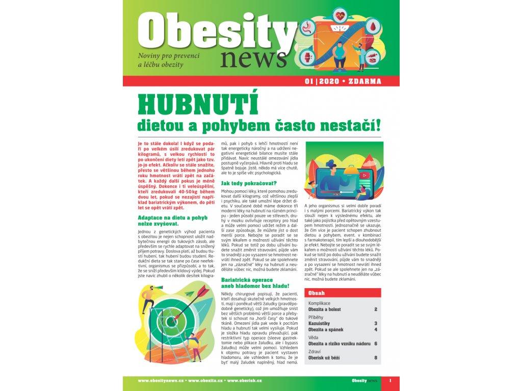 B obesity news
