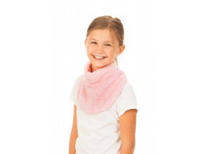 Dětský nákrčník (Barva Fleece - Vzor č. 06)