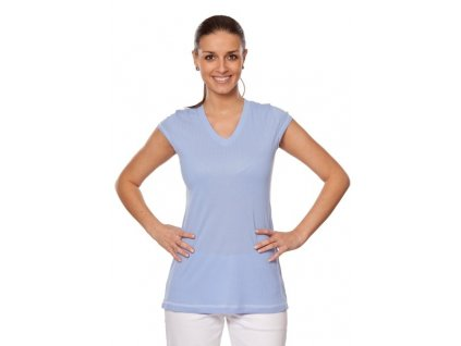 Halena LUCKA Coolmax® (Dám. OH XL (102-110 cm), Barva Coolmax fresh - Modrý)