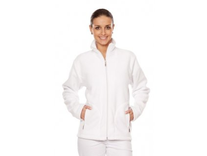 Mikina NINA (Dám. OH XL (102-110 cm), Barva Fleece - Mentolová (na zakázku))