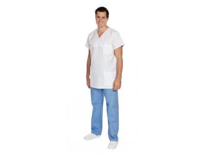 S2 pánské operační kalhoty barevné (Pán. OP XL (92-102 cm), Barva Plátno - Světle modrá)