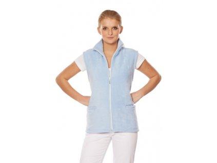 Vesta LINDA (Dám. OH XL (102-110 cm), Barva Fleece - Mentolová (na zakázku))