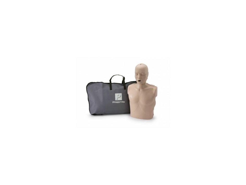 Prestan KPR-AED figurína dospělého člověka s KPR monitorem