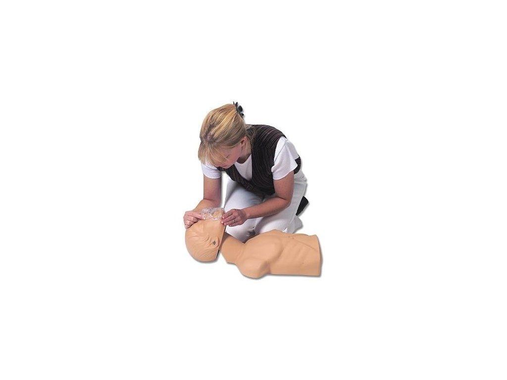 Náhradní systém dýchacích cest