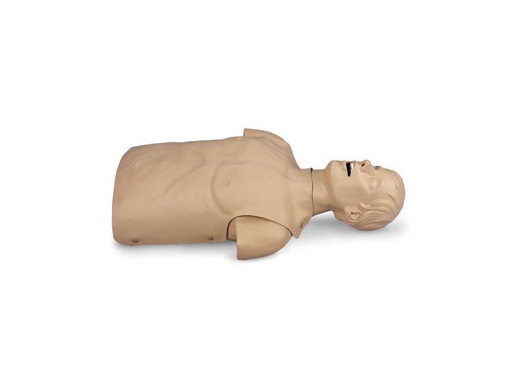 Trenažér zajištění dýchacích cest