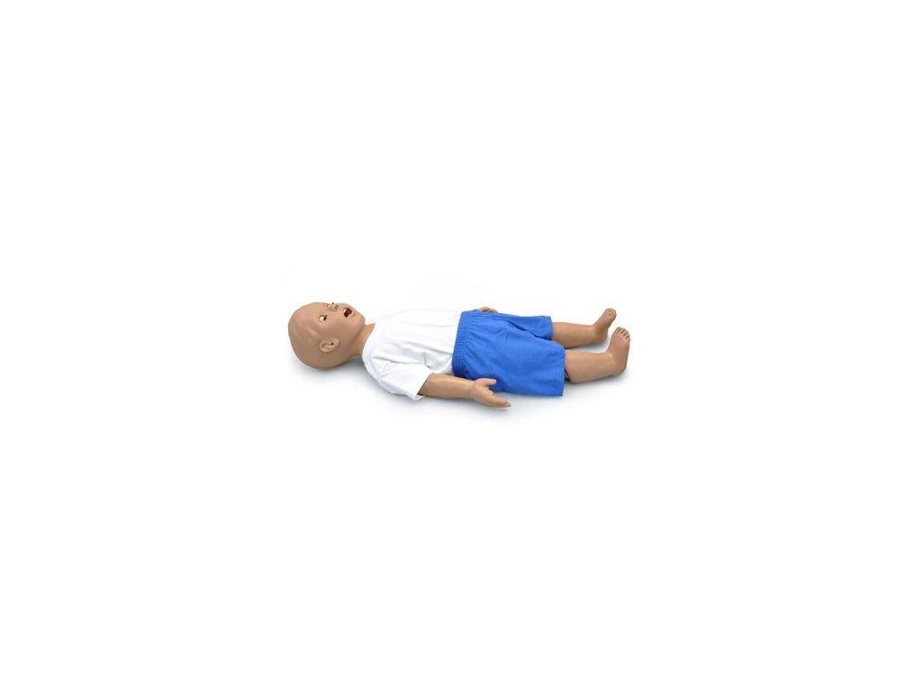 PEDI – trenažér pro zpřístupnění dýchacích cest – roční dítě