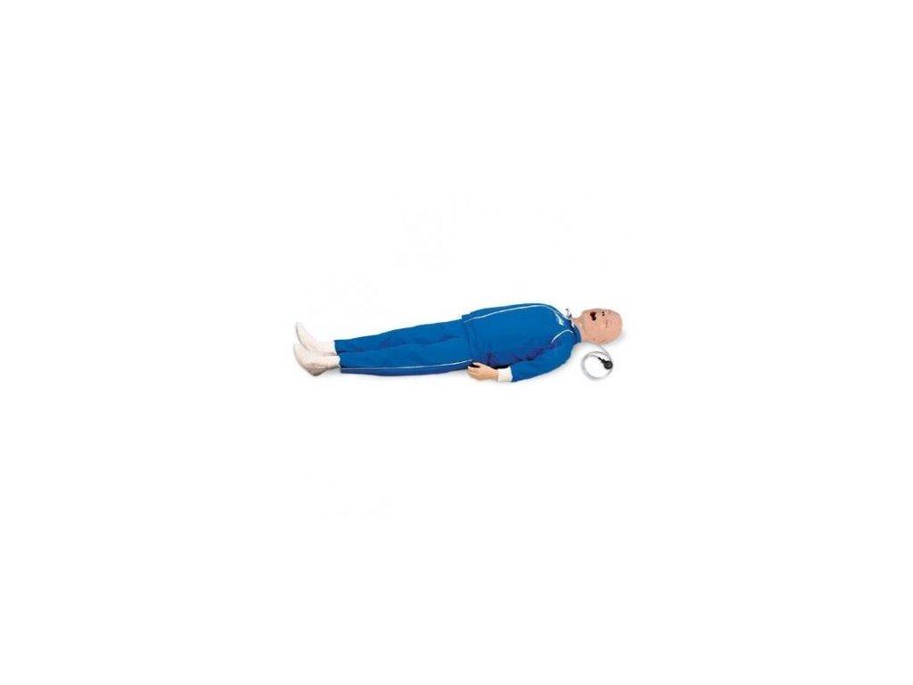 Figurína pro zajištění dýchacích cest - bez elektroniky