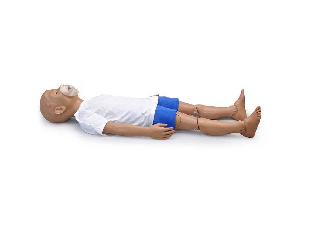 S151 - Simulátor pro výuku CPR a traumatické péče – pětileté dítě