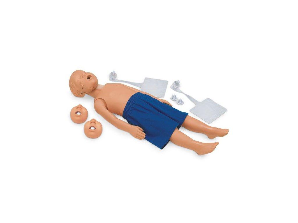 Dětská figurína Kyle s pohyblivou čelistí