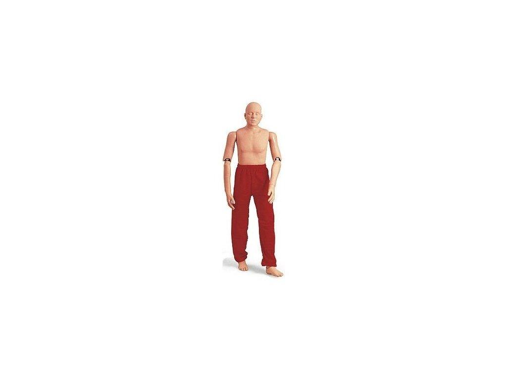 Dospělá figurína pro nácvik záchranných technik 48 kg