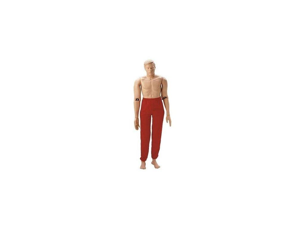 Zdokonalená figurína pro nácvik záchranných technik 75 kg