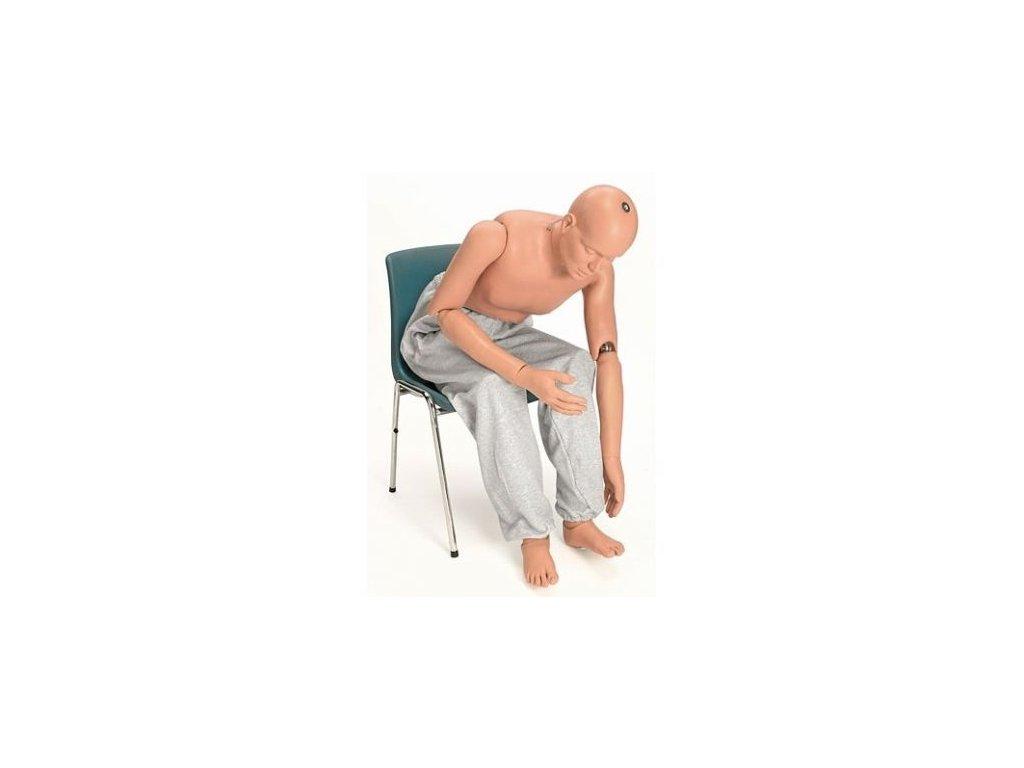 Ohebná figurína pro nácvik záchranných technik 30 kg
