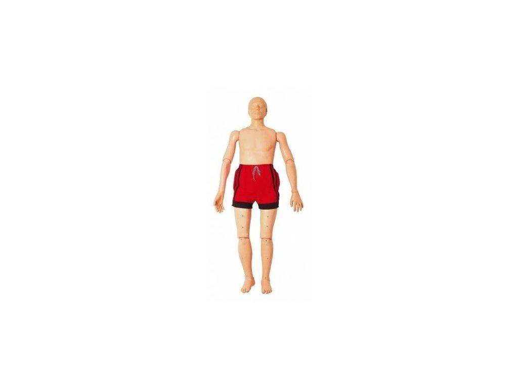 Vodní záchranářská figurína dospělého