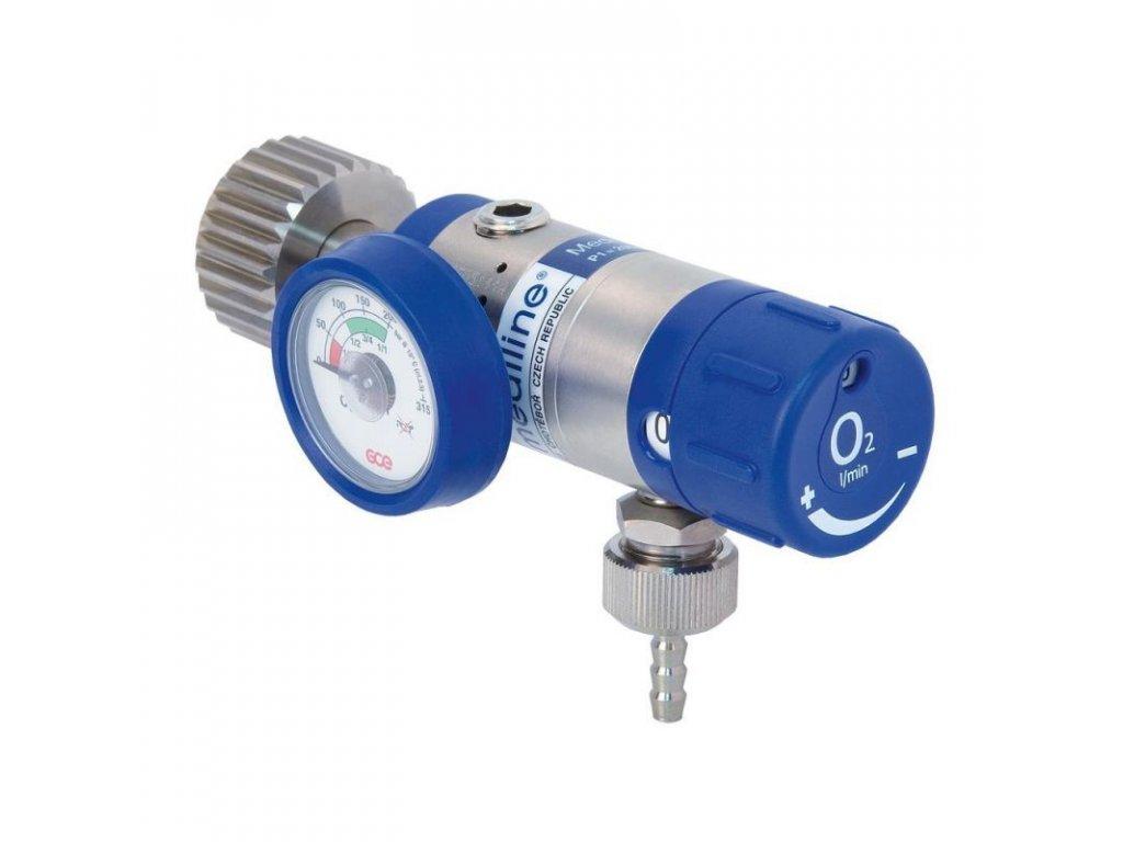 Redukční ventil Mediselect II 25 l O2