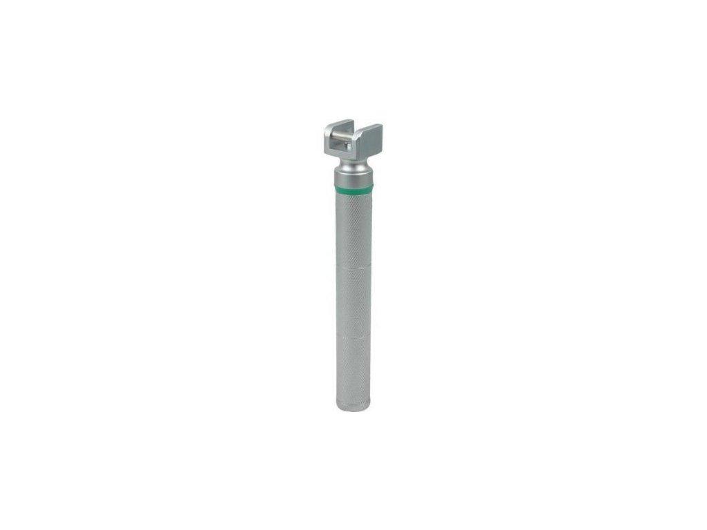 Rukojeť laryngoskopu LED, vlákno, průměr 19 mm