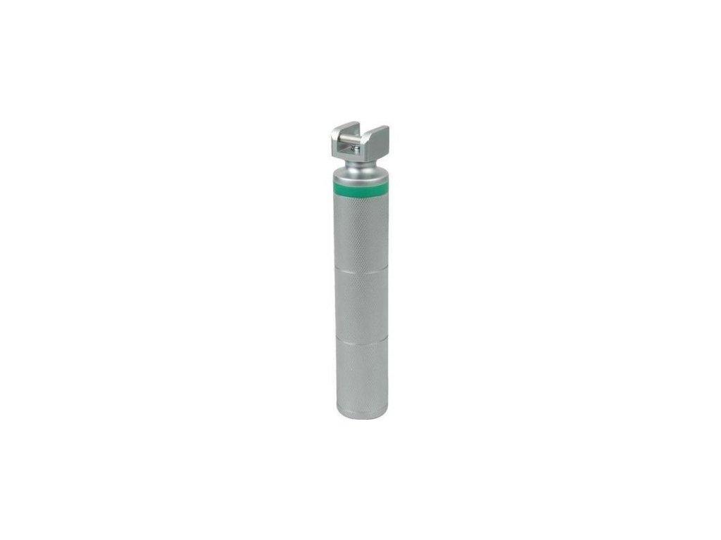 Rukojeť laryngoskopu LED, vlákno, průměr 28 mm
