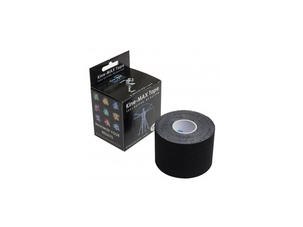 Kine-MAX Tape Classic - Kineziologický tejp černý