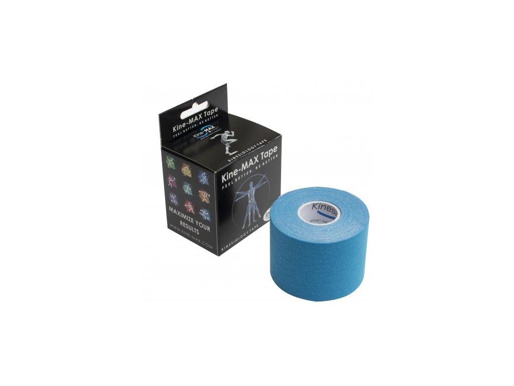 Kine-MAX Tape Classic - Kineziologický tejp modrý