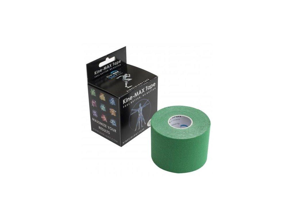Kine-MAX Tape Classic - Kineziologický tejp zelený