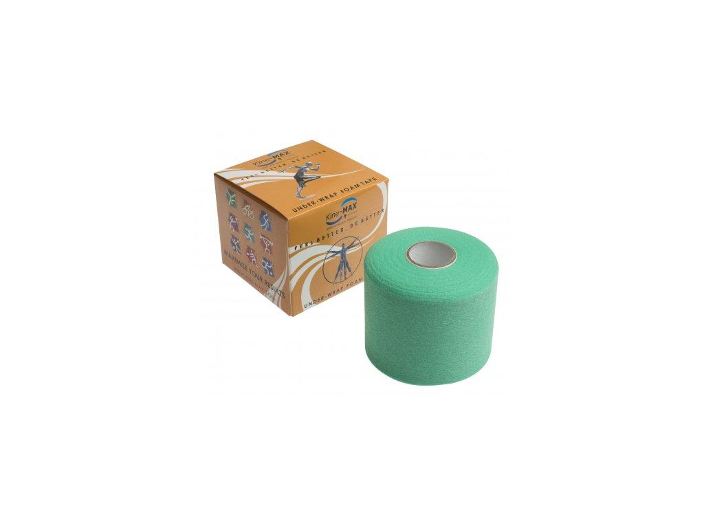 Kine-MAX Under Wrap Foam Tape - Podtejpovací páska 7cm x 27m - Zelená