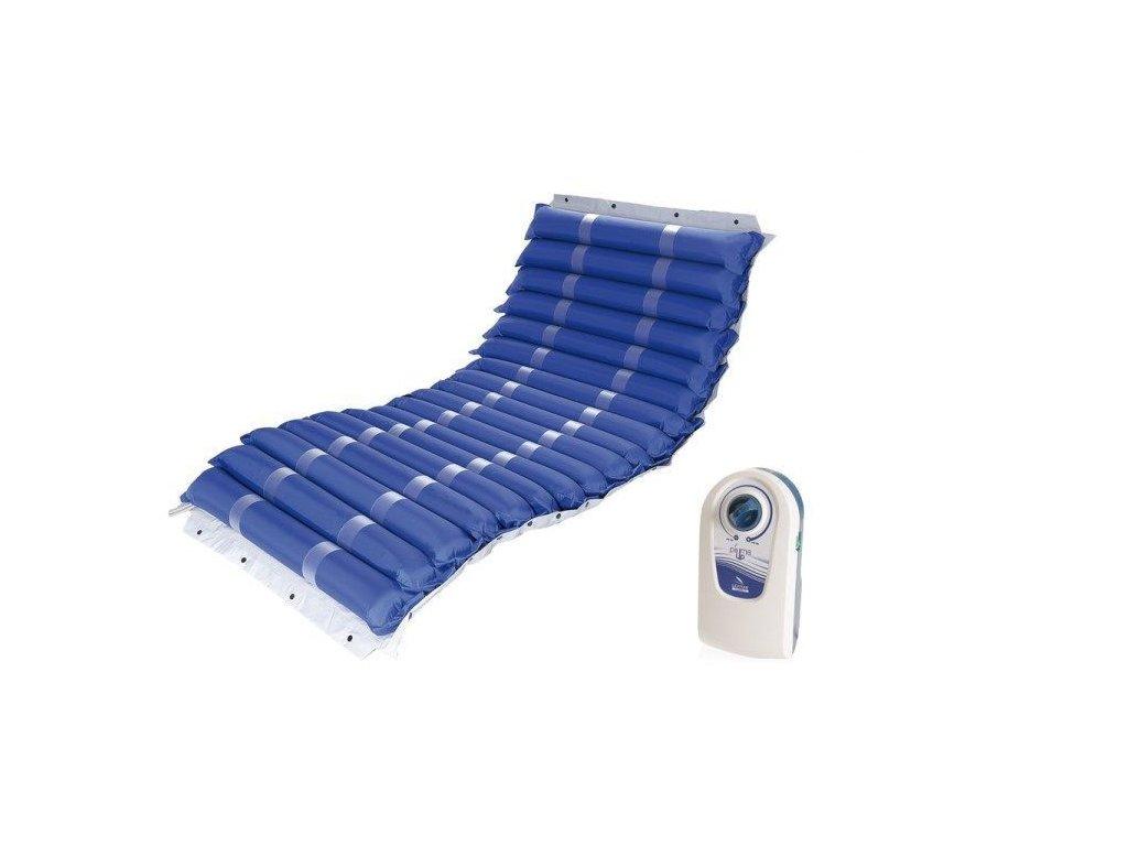 Piuma UP - Antidekubitní matrace s kompresorem, mírné až střední riziko, 200x90x11 cm