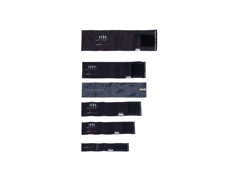 Manžeta pro hodinkové a rtuťové tonometry různé velikosti