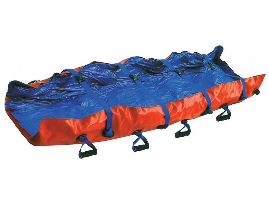 Vakuová matrace pro záchranáře