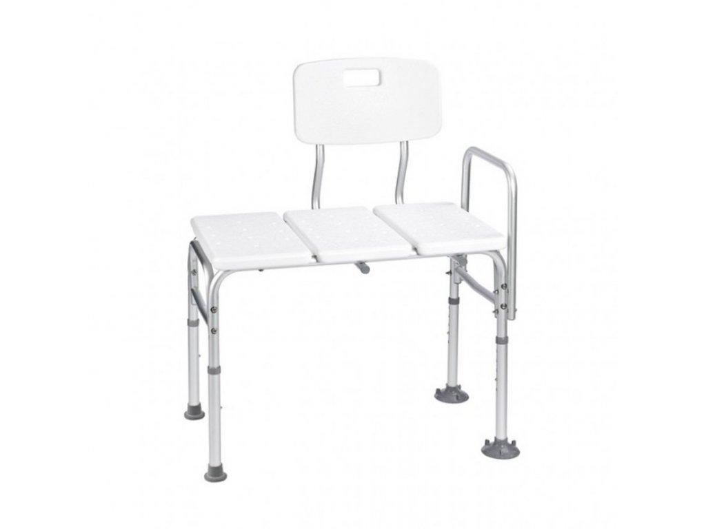 Extra široká židle do sprchy