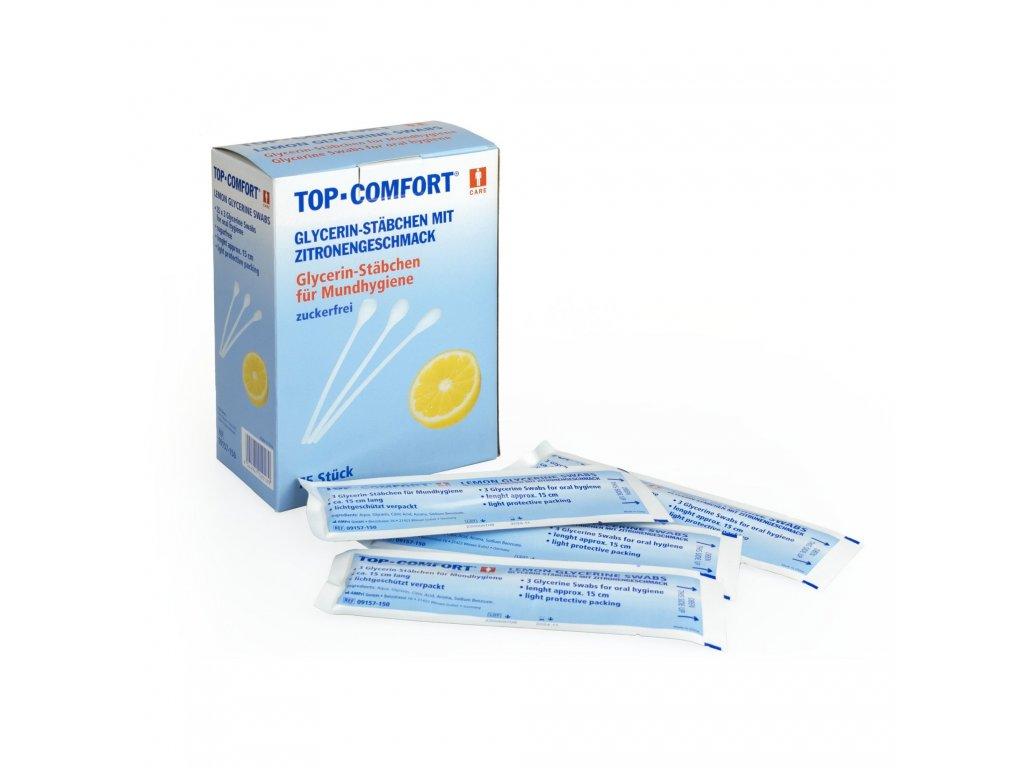 Glycerinové tyčinky MED COMFORT