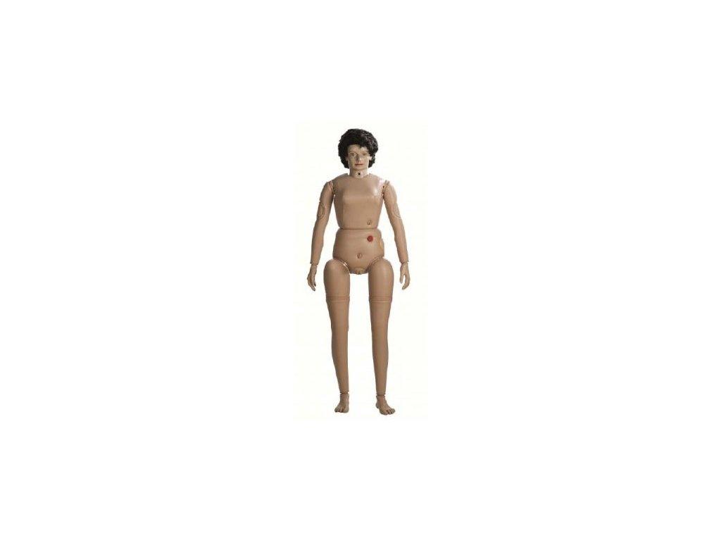 Zdokonalená ženská výuková figurína Bedford