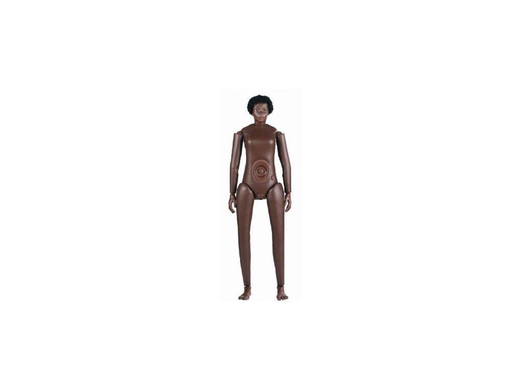 Bedford základní cvičná figurína, černá