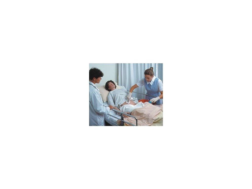 Figurína pro nácvik péče o pacienta