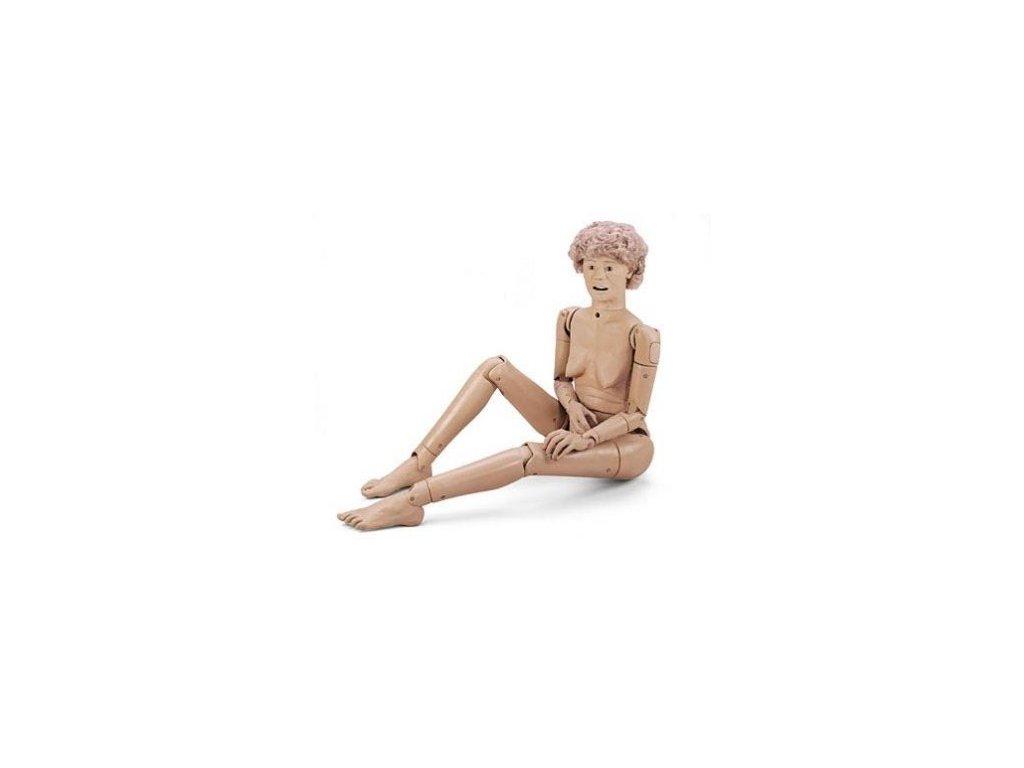 Kompletní figurína Geri