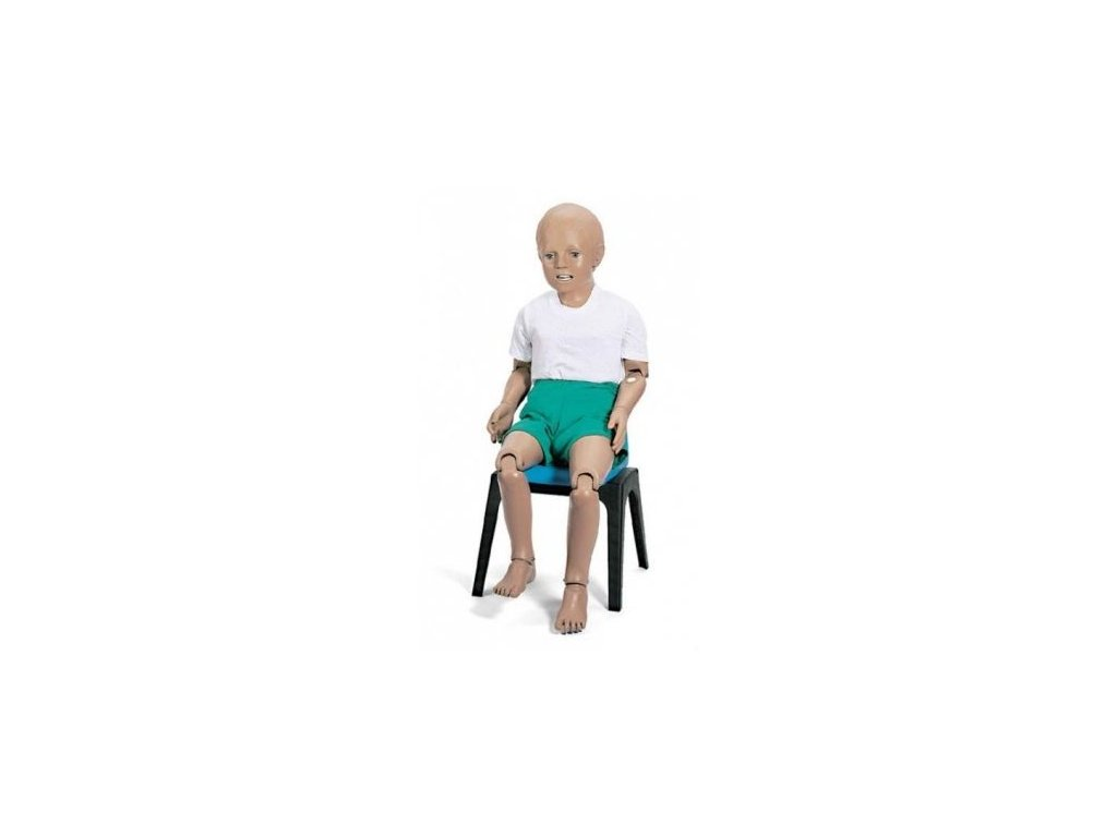 Dětská figurína Mike a Michelle pro pediatrickou péči