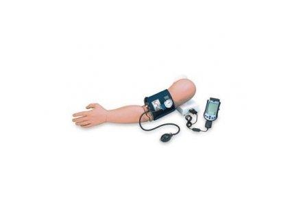 Paže pro měření tlaku krve s PDA