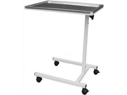 Nástrojový stolek lakovaný s nastavitelnou výškou