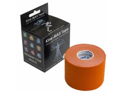 Kine-MAX Tape Classic - Kineziologický tejp oranžový